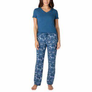 Eddie Bauer Women's 4 Piece Sleep Set Pajama